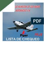 LISTA DE CHEQUEO PIPER 28 (4)