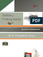 SEM 01 EXPEDIENTE TECNICO - Alumnos