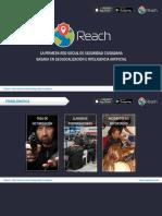 REACH aplicativo contra la inseguridad ciudadana (creado por Moises A. Salazar) propuesta por la JJ.VV. Sector 9 en Pueblo Libre-Lima