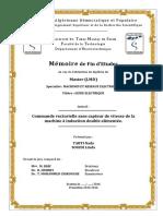 Commande_vectorielle_sans_capteur_de_vitesse MRAS
