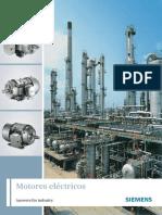 catalogo de motores electricos - siemens