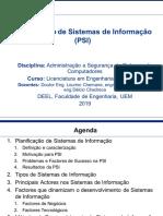 3_Planificacao de Sistemas de Informacao