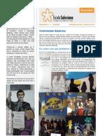 Colégio dos Órfãos do Porto - Newsletter 4 Dez 2010 Jan 2011