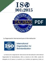 Presentación ISO 12