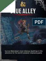 Blue Alley (Waterdeep adventure) - Español.pdf
