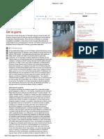 Enriquez - Policia y Ficcion - Nota Pagina 12