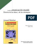 ECOM_Mattelart_2_Unidad_4 Historia de las idaes y estrategia