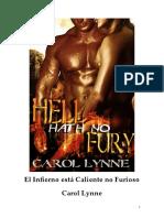 Carol Lynne - Serie Ciudad 01 - El Infierno está Caliente, No Furioso.doc