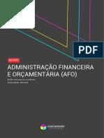 Adm. Financeira e Orçamentária-1
