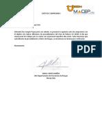 Carta compromiso difusion SD246444