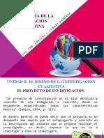 INVESTIGACIÓN CUALITATIVA UNIDAD II