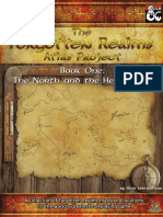 Forgotten Realms Atlas Project,  Book One