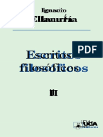 Escritos Filosóficos Tomo  (II)