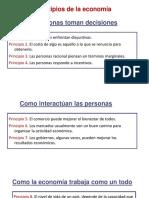 LOS 10 PRINCIPIOS DE LA ECONOMIGD