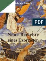 Amorth, Gabriele - Neue Berichte Eines Exorzisten