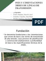 Fundaciones y Cimentaciones