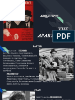 THE APARTMENT arquetipos