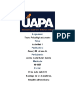 Tarea 1 - teoria psicologicas actuales - Aleida Duran (1).docx