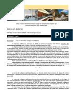 CE 2018 - Finances publiques