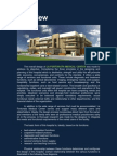 La Fortunata Medical Center - Spatial Diagrams