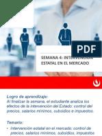 Intervencion Estatal en El Mercado (1)