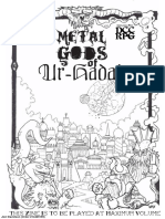 Metal Gods of Ur-Hadad Issue 1