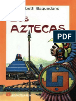 Baquedano Elizabeth. Los Aztecas.