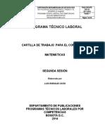 MATEMÁTICAS SESIÓN 2.doc