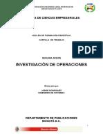 INVESTIGACIÓN DE OPERACIONES   II.doc
