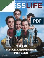 Chess Life 2018-04 PDF