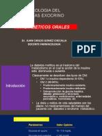 Antidiabticos orales