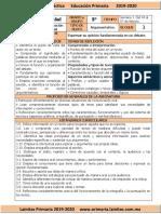 Febrero - 5to Grado Español (2019-2020)
