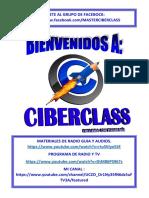Semana 15_guía de Tv Master Ciber Clases