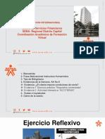CONFERENCIA WEB REFLEXION EV 1 Y E