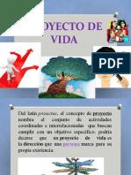 2018 - 1 CICLO DE NIVEL PROYECTO DE VIDA