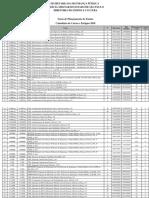calendario de cursos