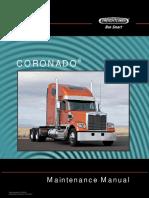 122sd and Coronado 132 Maintenance Manual
