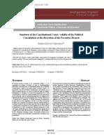 Dialnet-OcasoDeLaCorteConstitucionalVigenciaDeLaConstituci-6544813