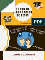 CLASE 1 - Introducción a la Metodologia de Investigación 13.09.19