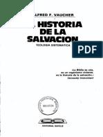 Vaucher, Alfred F. La historia de la salvación