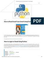 How to Read Email From Gmail Using Python - Code Handbook.pdf