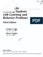 STRATEGIES FOR TEACHING STUDENTS WITH LEARNING AND BEHAVIOR.pdf