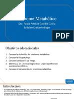 Síndrome Metabólico.Patogenia, Prevención y tratamiento de la Ateroesclerosis.pptx