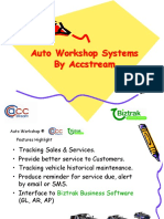 Auto WorkShop Systems
