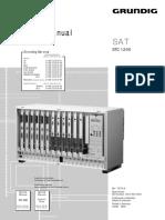 Grundig STC1200