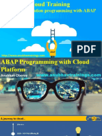 ABAP on Cloud