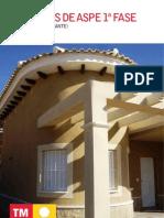 Chalets en Aspe, casas con parcela en Alicante