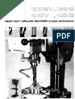 Alzmetall drillpress manual