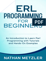 Perl Programming for Beginners