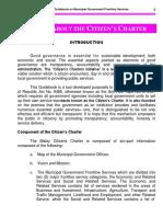 Malay Citizen Charter